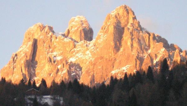 appartamenti soggiorni Dolomiti