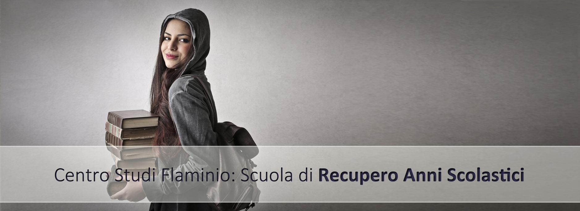 recupero anni scolastici centro studi flaminio roma centro