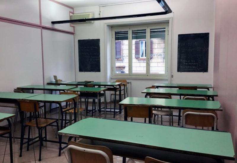 noleggio aule scuola privata Roma centro