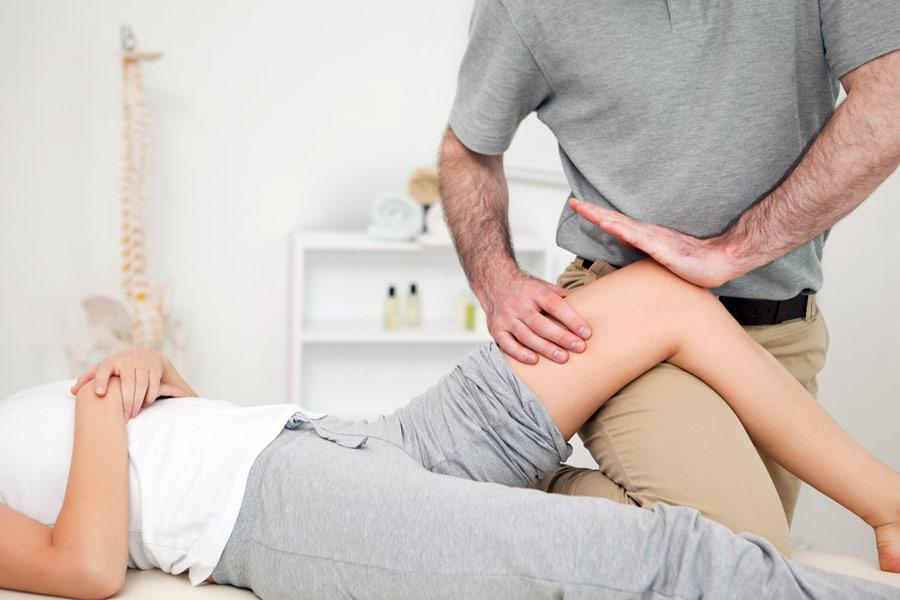Terapia     fisica     manuale