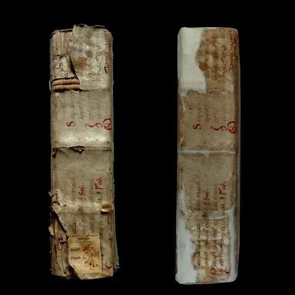 restauro conservazione libri documenti