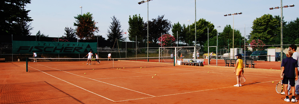 Corsi di Tennis Bergamo
