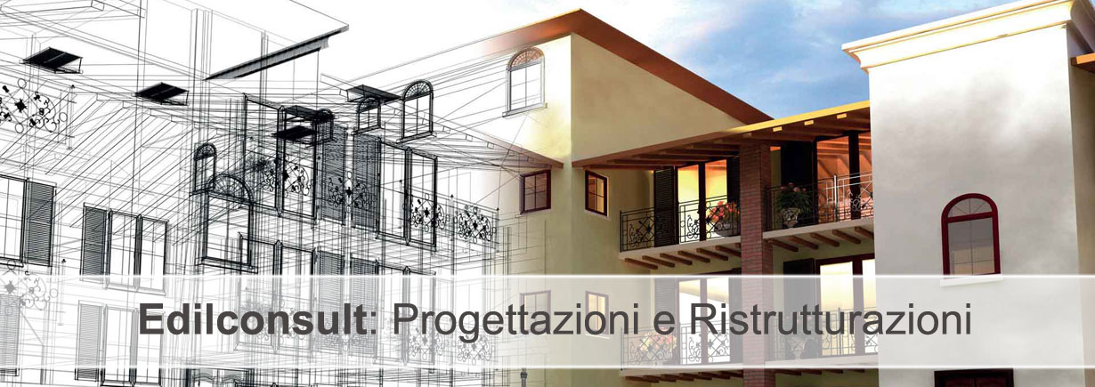 Progettazioni e Ristrutturazioni Edilconsult Roma
