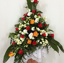 Addobbo fiori