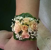 Braccialetto fiori