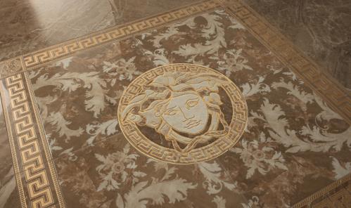 Pavimento Versace