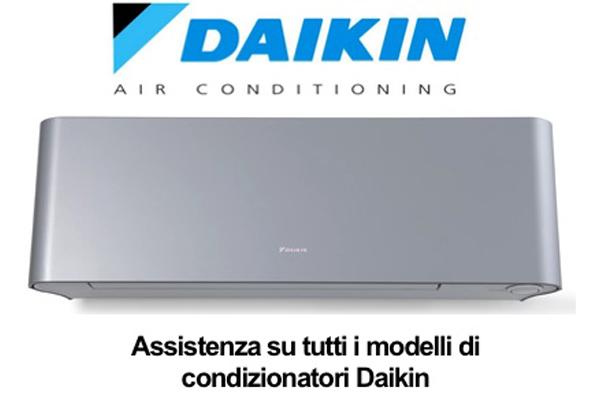 Assistenza condizionatori Daikin Bergamo