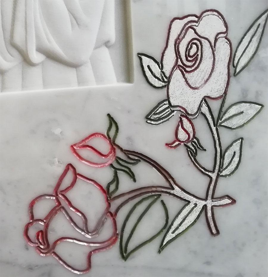 arte funeraria in marmo ferrara