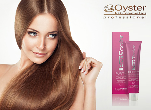 trattamento per capelli colorante oyster perla color purity cassia Roma nord