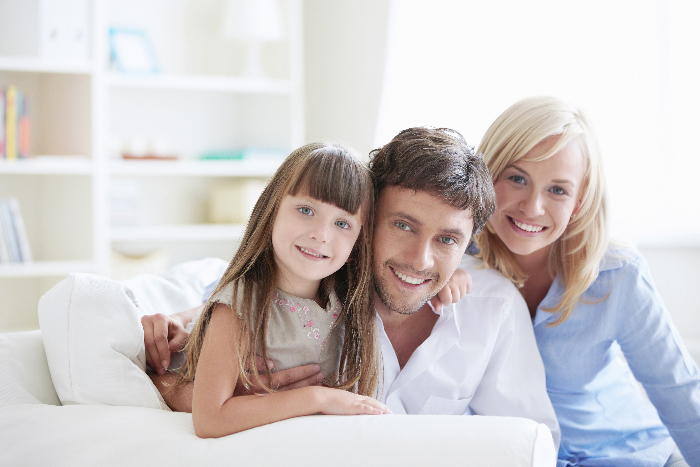ortodonzia, denti sani