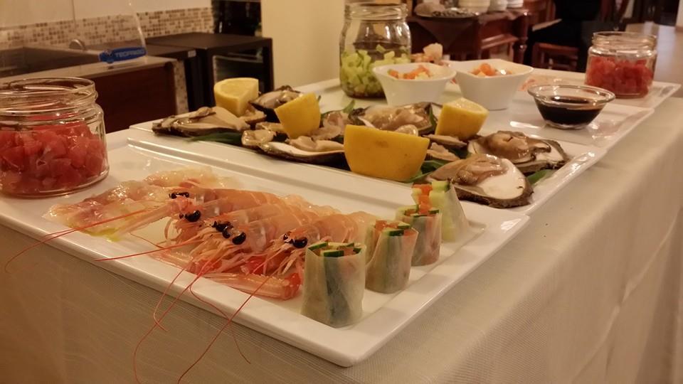 ristorante per eventi a Taranto