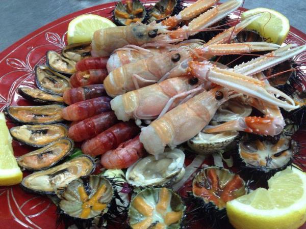 Ristorante specialità marinare a Taranto