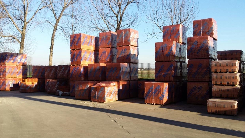 consegna materiali edili
