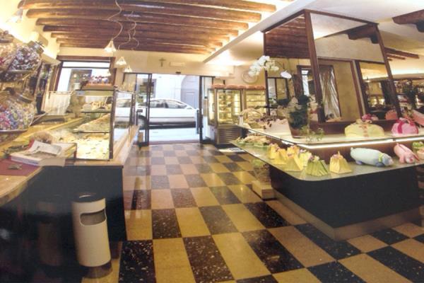 Bar pasticceria Bergamo