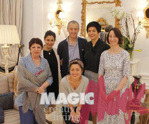 magis creative living agenzia di rappresentanza russia csi caucaso ucraina