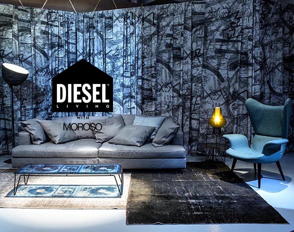 diesel with moroso arredamento di lusso russia