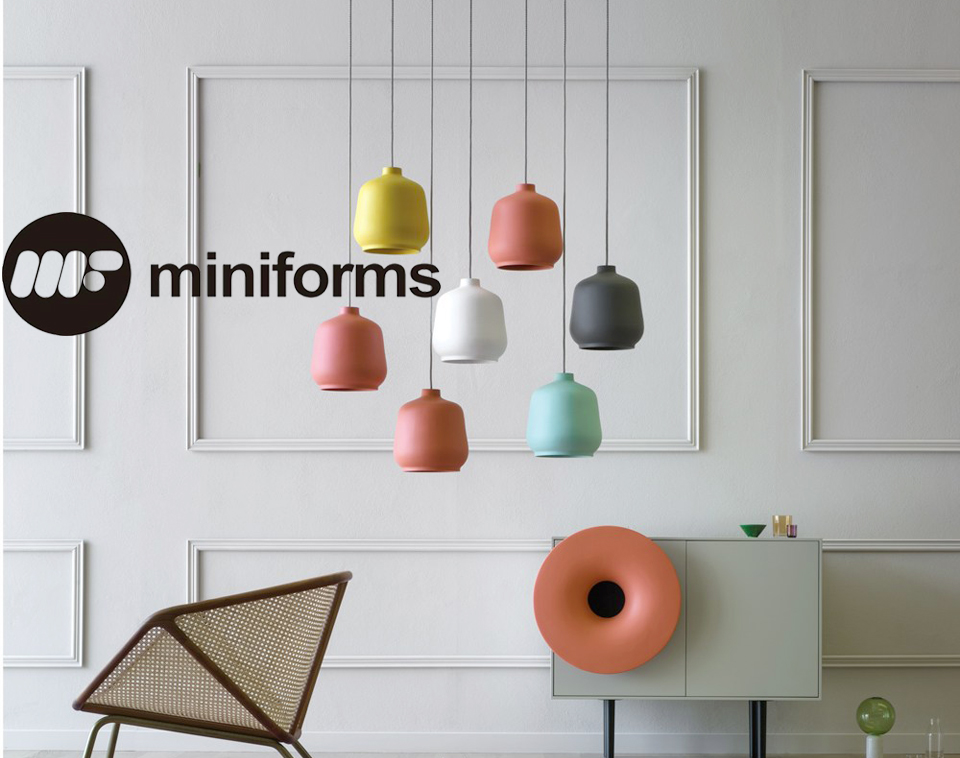 lampade e illuminazione miniforms Russia