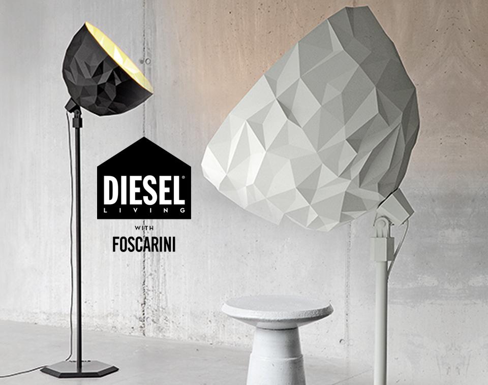 Diesel with Foscarini lampade russia