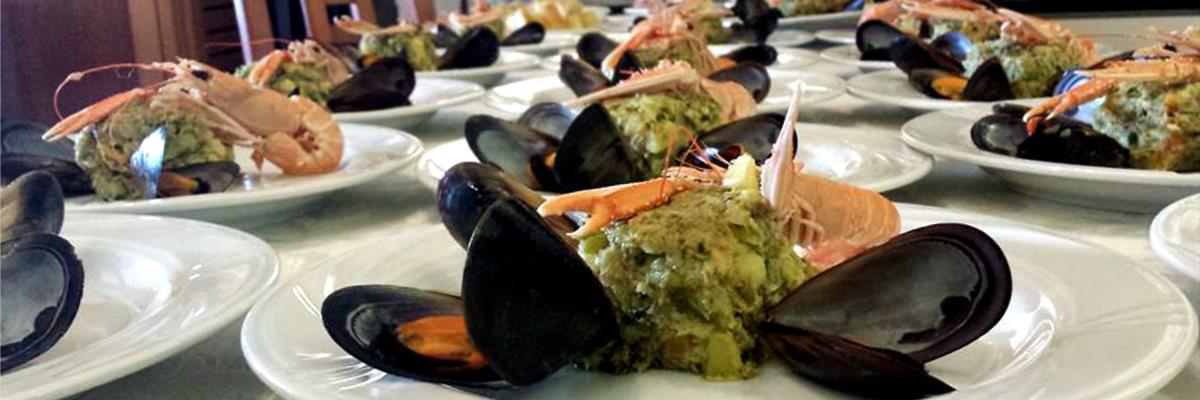 Specialità di pesce Imperia | Ristorante al Gambero