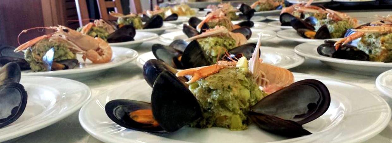 Ristorante specialità Pesce fresco Imperia