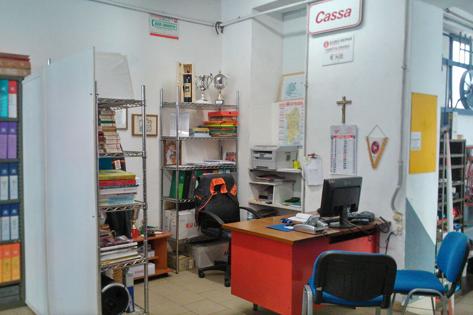 ufficio officina
