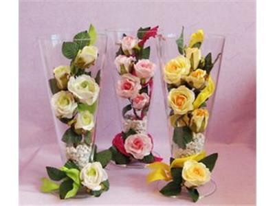 fasci di rose