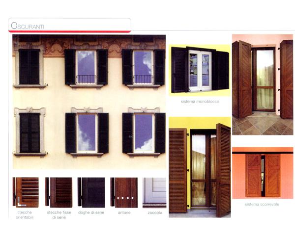 Infissi e serramenti Bergamo