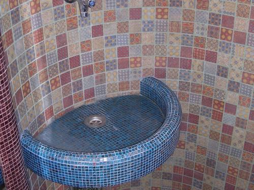 Lavandino mosaico