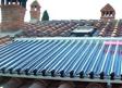 pannelli sul tetto