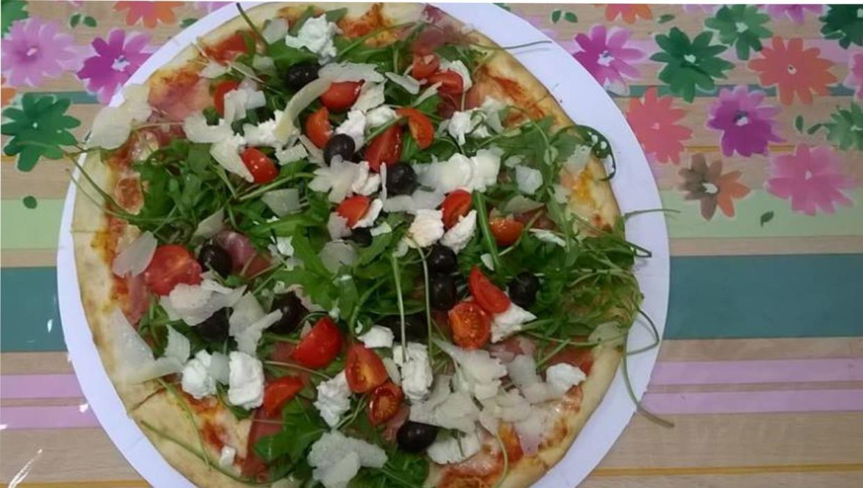Pizza da asporto Traversetolo