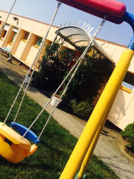 asilo nido aperto ad agosto Bergamo
