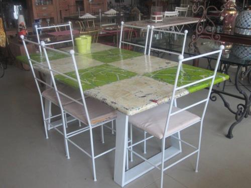 Tavolo ferro