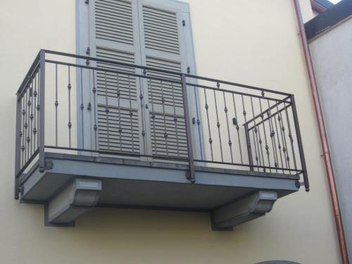 Balcone ferro