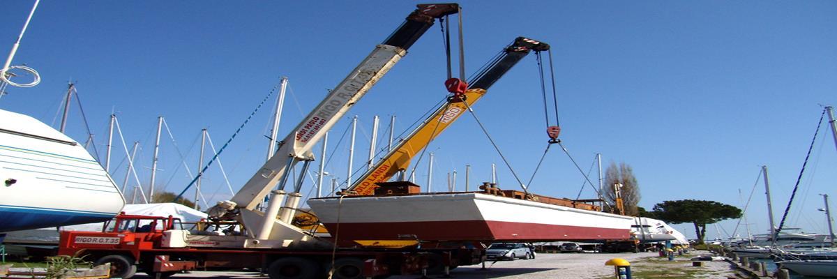 manutenzioni imbarcazioni