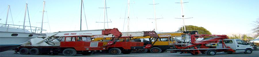 manutenzione imbarcazioni