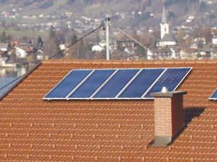 Pannelli solari piani