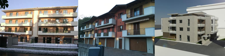 Edilizia residenziale e di culto Bergamo