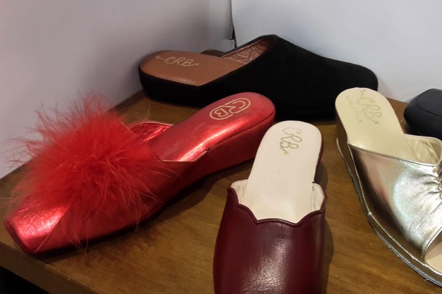 pantofoleria per donna e uomo a Parma