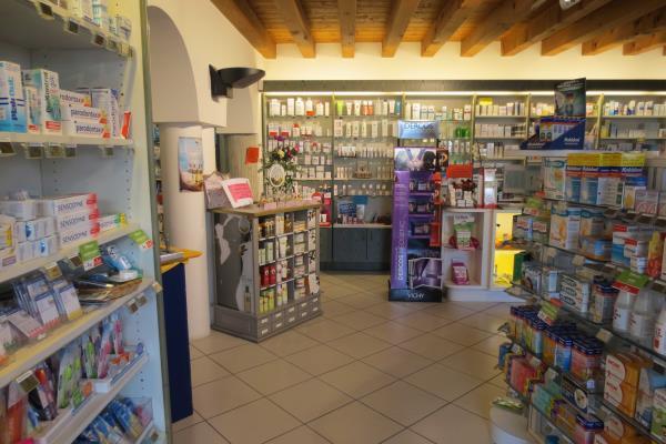 prodotti farmaceutici Pozzuolo del Friuli