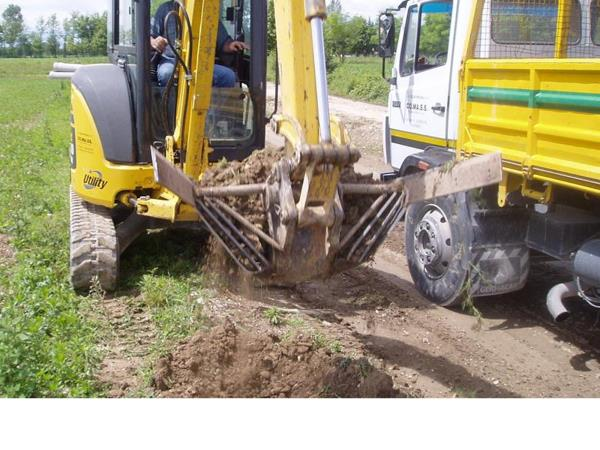 ditta scavi pordenone