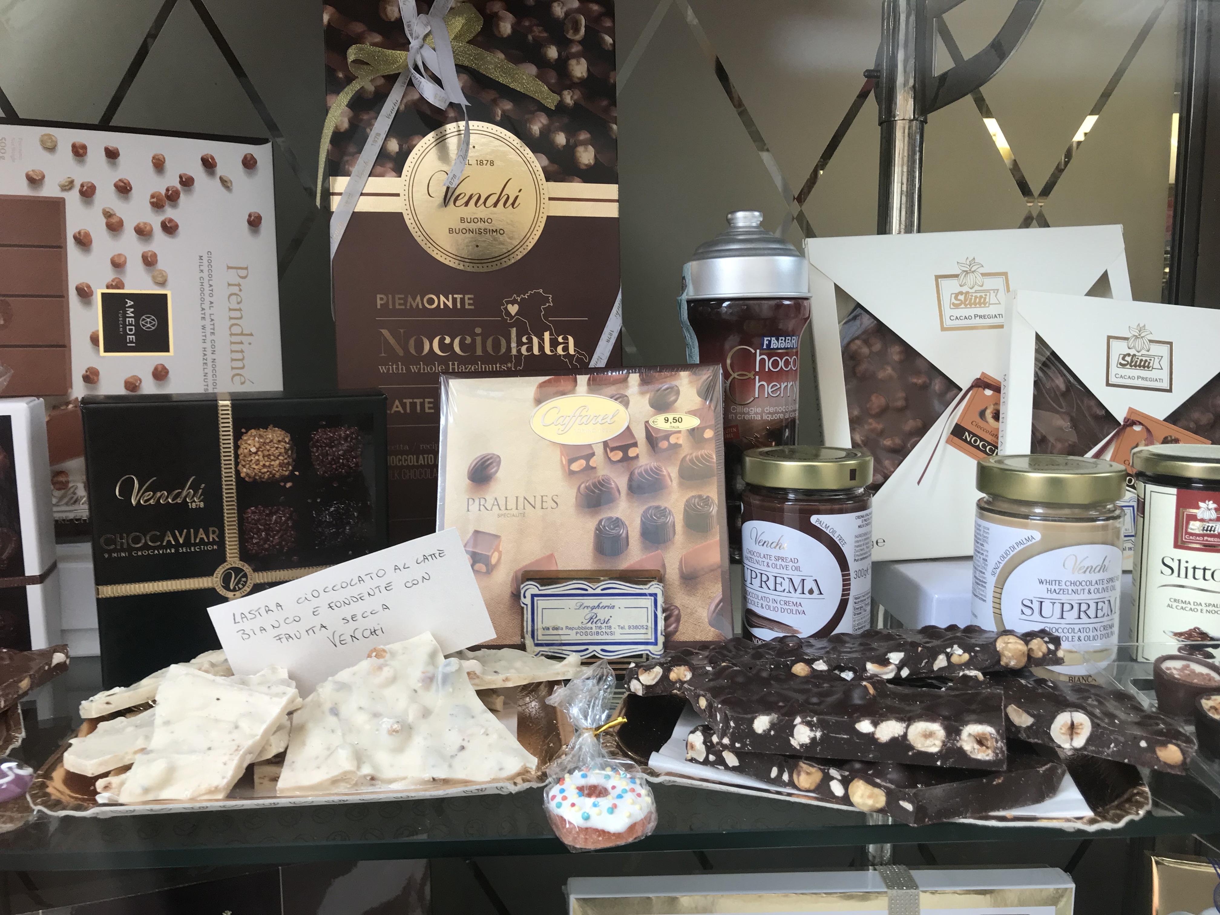 cioccolato artigianale poggibonsi