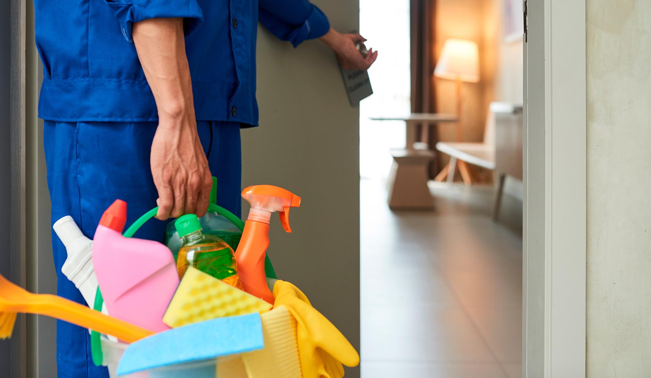 impresa di pulizie a Poggibonsi