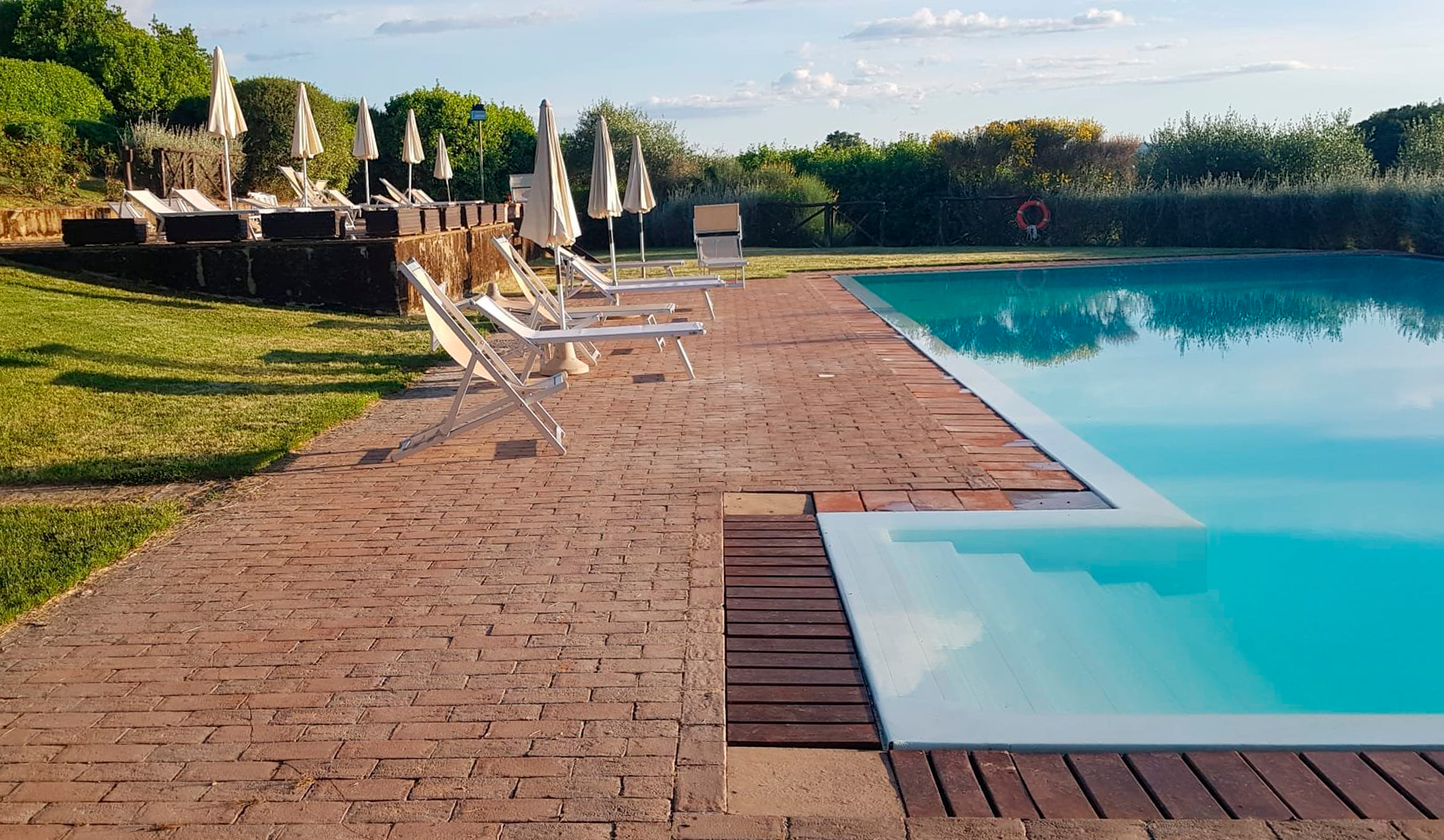 Pulizia piscine a Poggibonsi