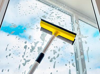 lavaggio vetri a poggibonsi