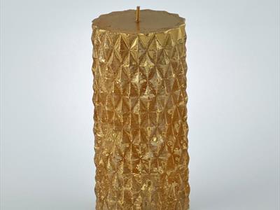 candela dorata