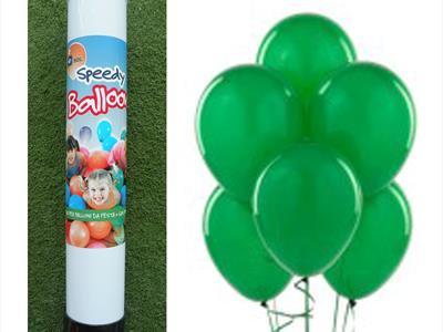 bombola palloncini bandiera