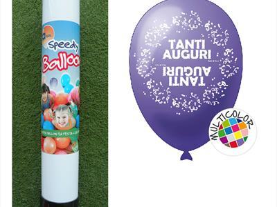 bombola palloncini tanti auguri
