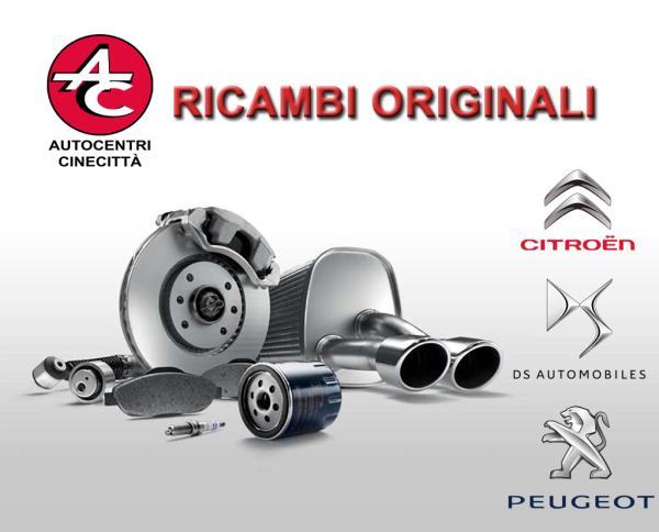 ricambi originali Citroën, DS Automobiles e Peugeot
