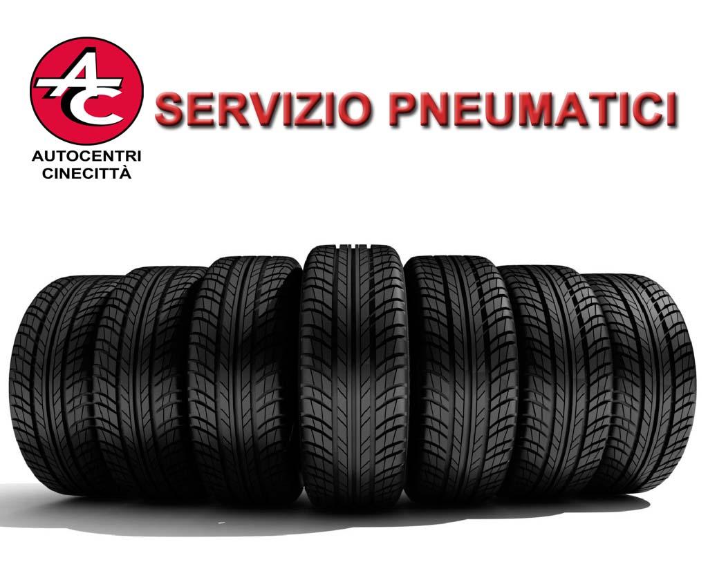 assistenza pneumatici Roma tuscolana autocentri cinecittà