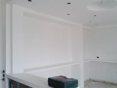 decorazioni pareti in cartongesso | Porcia | Pordenone